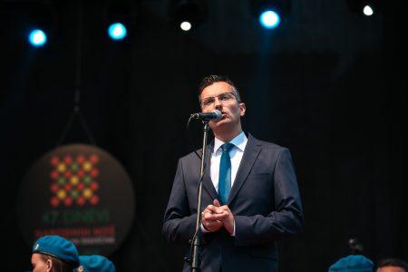 Marjan Šarec Dnevi narodnih noš